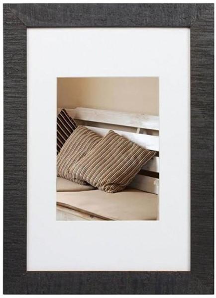 Henzo fotolijst Driftwood 10x15cm donkergrijs