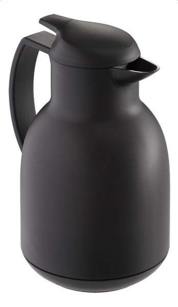 Leifheit Bolero isoleerkan 1 liter zwart
