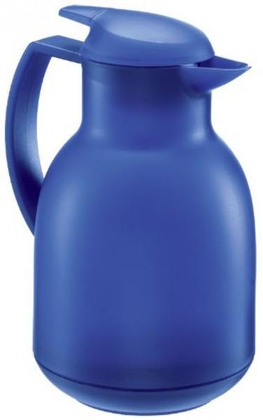 Leifheit Bolero isoleerkan 1 liter donkerblauw