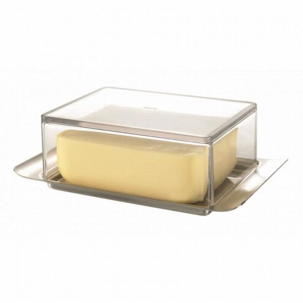 Gefu botervloot transparant