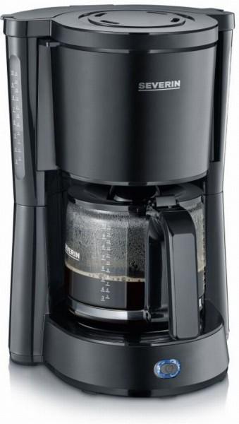 Severin KA9554 koffiezetapparaat zwart