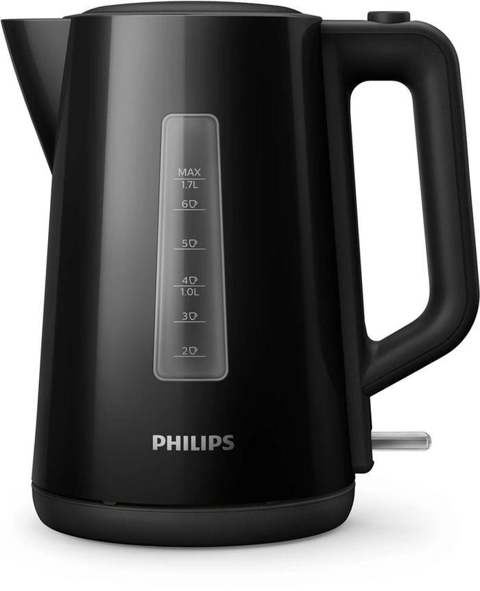 Philips Series 3000 HD9318/20 Waterkoker Zwart online kopen