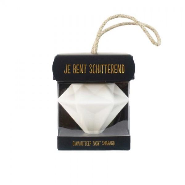 100 Leuk Diamantzeep Je bent schitterend