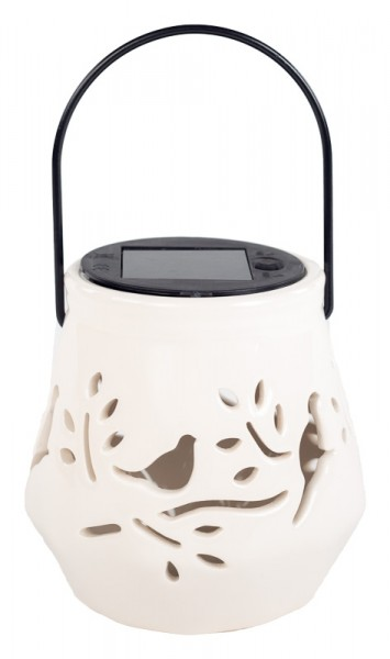 Home Society solarlamp Julian wit S