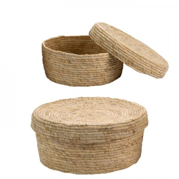 Home society Basket fiore m