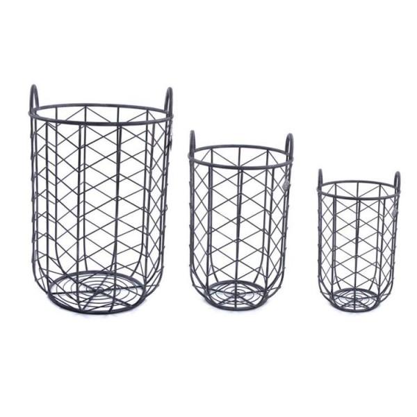 Home Society Basket Mason L