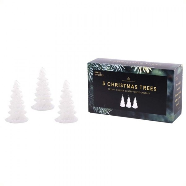 Home Society candle tree mac S set van 3