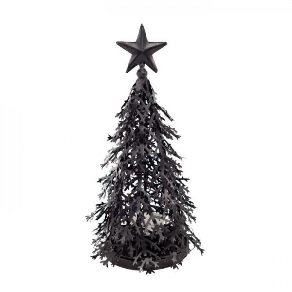 Home Society T-Light Tree Barrie Black