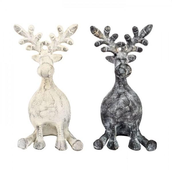 Home Society Reindeer Ferro Black or White