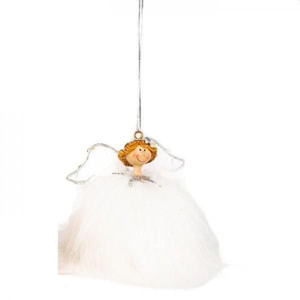 Home Society Ornament Angel Led Aigle