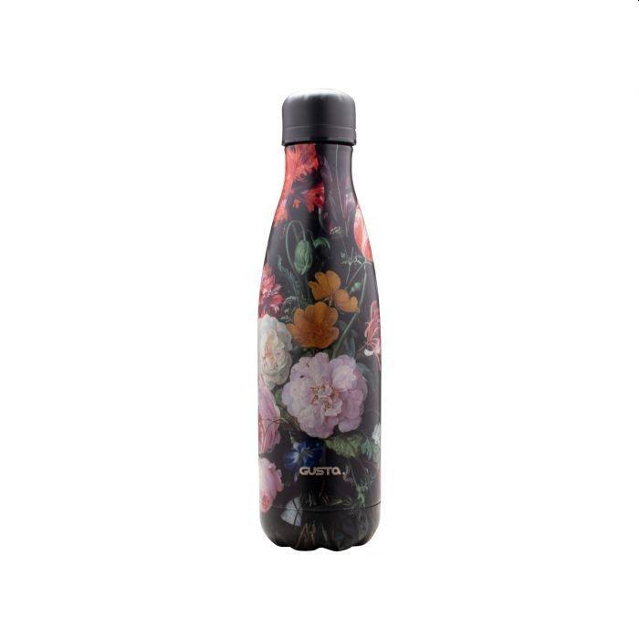Gusta Isoleerfles 500ml bloemen