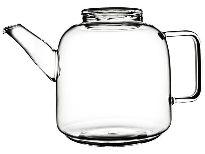 Gusta Theepot glas fika 3 ltr