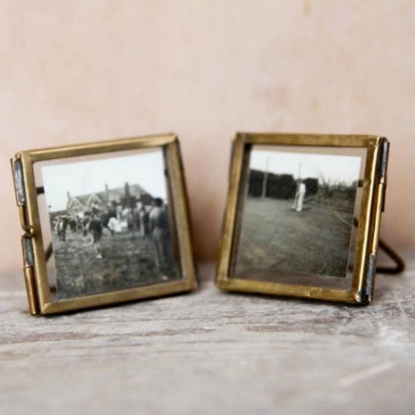 Nkuku Tiny danta antique fotolijstjes 2 stuks