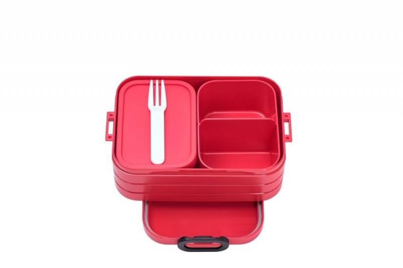 Mepal Bento lunchbox Take a Break midi nordic red