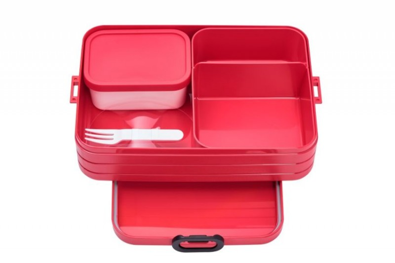 Mepal Bento lunchbox Take a Break large nordic red