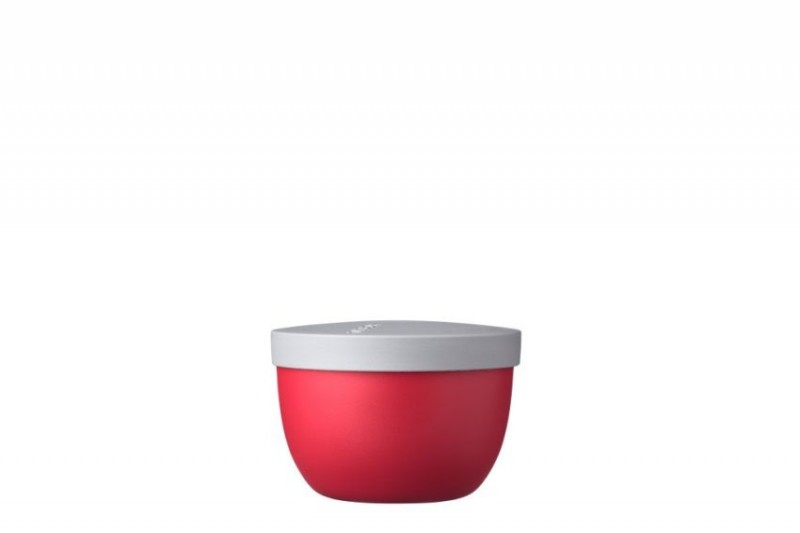 Image of Mepal snackpot Ellipse 350ml nordic red