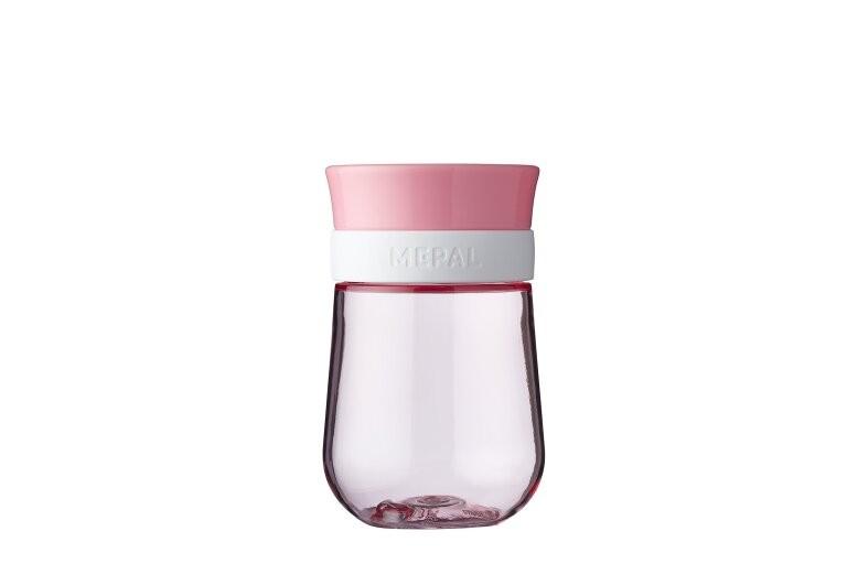 Mepal oefenbeker Mio 300 milliliter deep pink