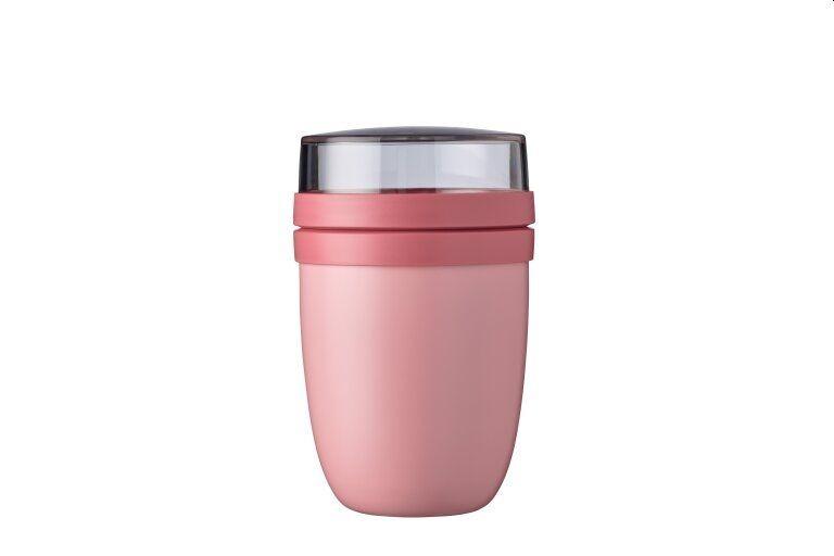 Mepal isoleer lunchpot ellipse nordic pink