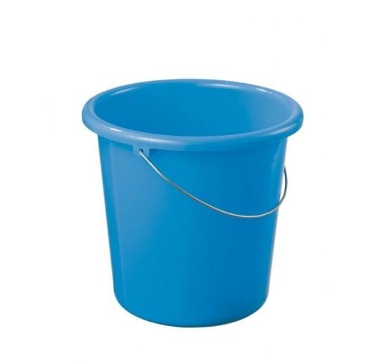 Sunware basic emmer 10 liter blauw